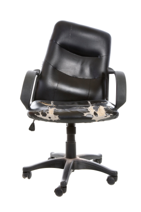 Turn that worn out office chair you're sitting in now into a brand ...