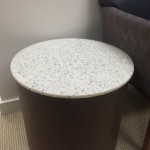 used office end table
