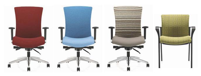 vion chair color options
