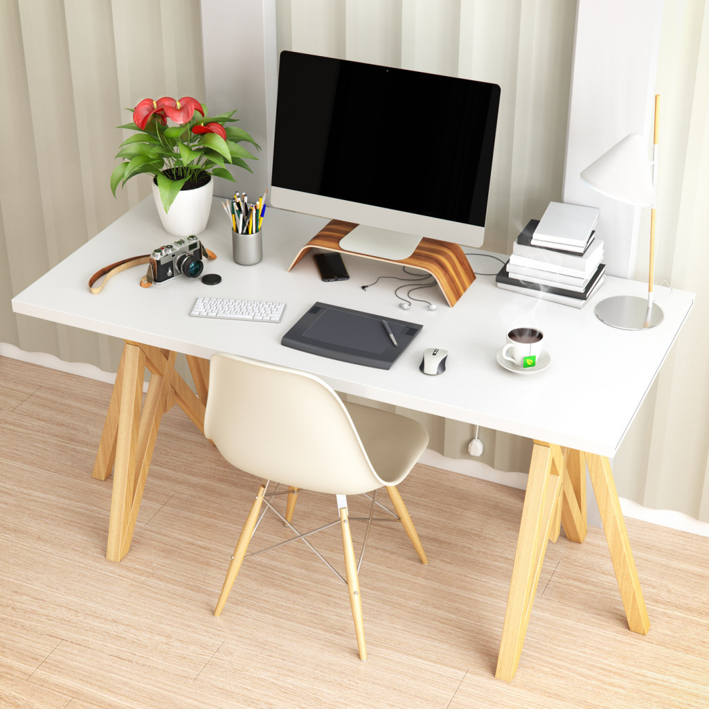 computer desk ideas