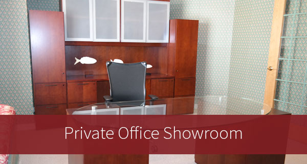 private office furniture - desks, chairs