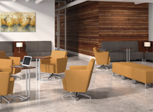 waiting room furniture | lobby furniture