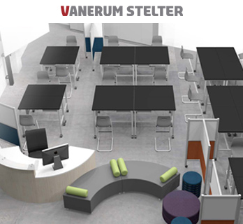 Vanerum Stelter office furniture