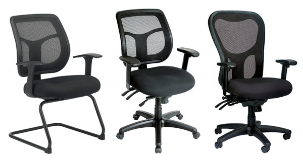 Eurotech Apollo Series Office Chairs