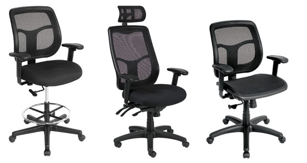 Perfect Eurotech Office Chairs Fort Wayne To Design Decorating