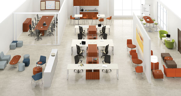 workspace solutions office design