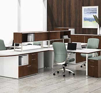Desks Fort Wayne Office Desks Workstations