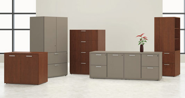 filing cabinets bookcases