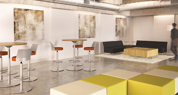 Collaborative Spaces Workspace Solutions