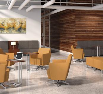 Waiting Rooms & Lobbies - Workspace Solutions